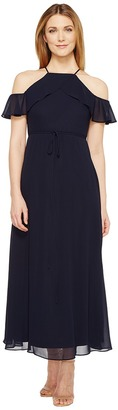 Christin Michaels - Josephine Spaghetti Strap Maxi Dress Women's Dress $104 thestylecure.com