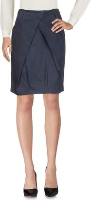 Gunex Knee length skirts - Item 35374280CL