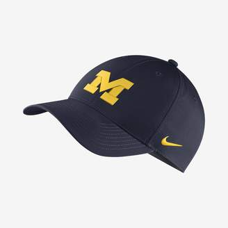 Nike College Dri-FIT Legacy91 (Michigan) Adjustable Hat