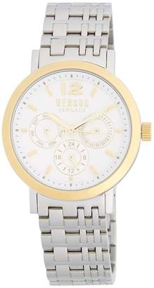 Versace Women's Manhasset Stainless Steel Link Bracelet Watch