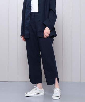 H Beauty&Youth (エイチ ビューティ アンド ユース) - [H]LINEN CHINA PANTS/パンツ