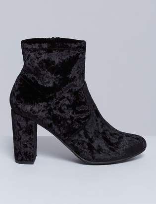 Stretch Ankle Boot