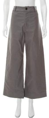 Creatures of Comfort High-Rise Flared Pants w/ Tags