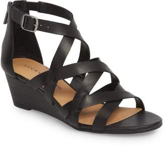 Lucky Brand Jewelia Wedge Sandal