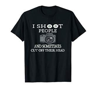 Photography - I shoot people and sometimes cut off their hea