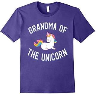 Cute Unicorn Family Shirt - Grandma of the Unicorn Tee