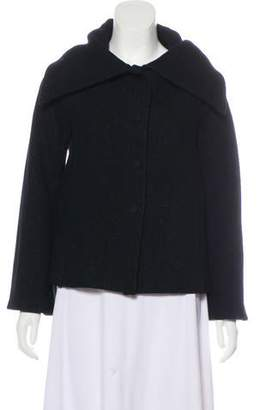 Martin Grant Wool Collared Jacket