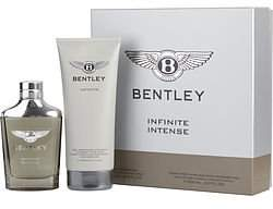 Bentley Infinite Intense By Eau De Parfum Spray 3.4 Oz & Hair & Shower Gel 6.7 Oz