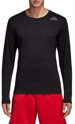 adidas Long Sleeve Logo Shirt