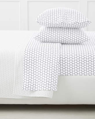 Serena & Lily Color Dot Sheet Set
