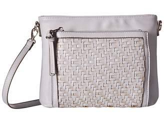 Sole Society SOLE / SOCIETY Clarice Top Zip Crossbody Cross Body Handbags