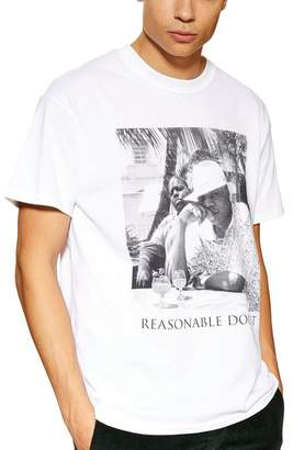 Topman Jay-Z & Biggie Graphic T-Shirt