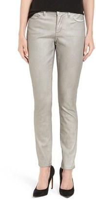 Women's Nydj 'Ami' Stretch Skinny Jeans $148 thestylecure.com