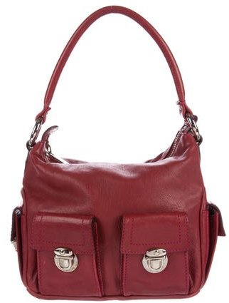 Marc Jacobs Marc Jacobs Leather Blake Hobo