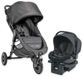 Baby Jogger® City Mini GT Travel System in Charcoal $599.99 thestylecure.com