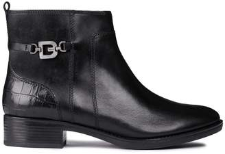 c8329997176 Geox Leather Upper Boots For Women - ShopStyle UK