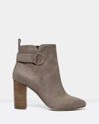 Forever New Karla Circle Trim Boots