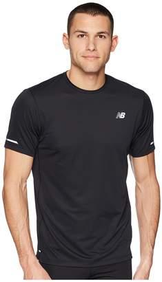 New Balance NB ICE 2.0 Short Sleeve Men's Short Sleeve Pullover