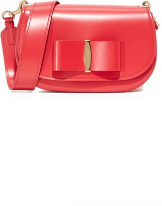 Salvatore Ferragamo Anna Shoulder Bag $1,650 thestylecure.com