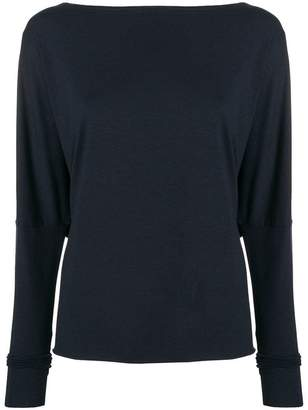Stefano Mortari boat-neck sweater