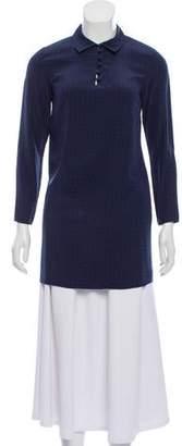 Jenni Kayne Silk Patterned Tunic