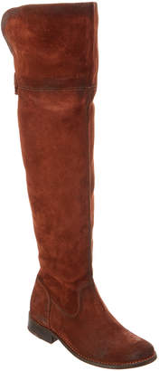 Frye Shirley Over-The-Knee Suede Boot