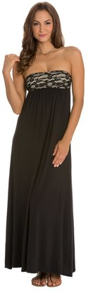 Luxe by Lisa Vogel Night Vision Maxi Dress 7537990 $67.50 thestylecure.com