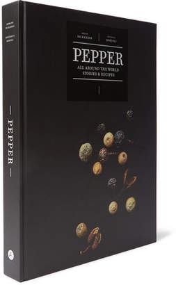 Abrams Pepper From Around The World: Stories And Recipes Hardcover Book