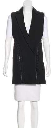 Dion Lee High-Low Cutout Vest w/ Tags
