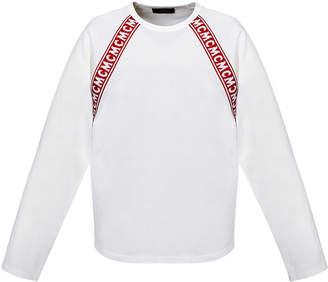 MCM Men's Tape Raglan T-shirt