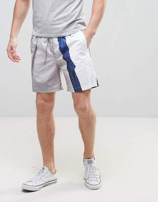 Weekday Press Cassius Printed Shorts