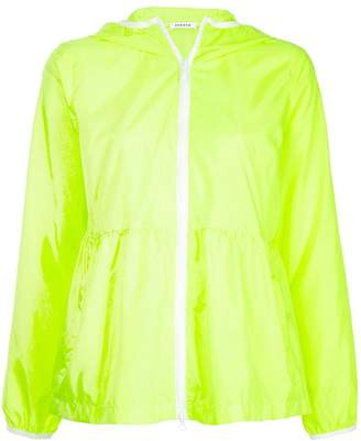 P.A.R.O.S.H. lightweight hooded jacket
