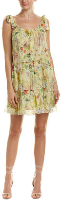 Parker Vicky Silk Shift Dress