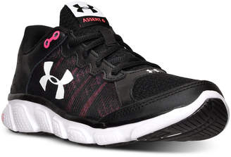 Under Armour Women's Micro G Assert 6 Running Sneakers from Finish Line $79.99 thestylecure.com