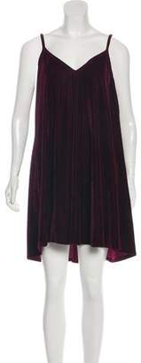 boohoo Velvet Mini Dress w/ Tags