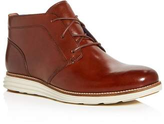 Cole Haan Men's Original Grand Leather Chukka Boots