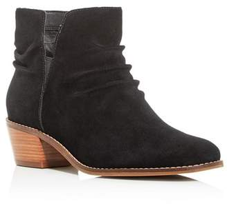 Cole Haan Women's Alayna Slouchy Low-Heel Booties