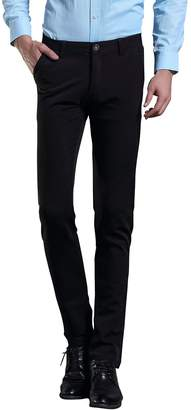 3.1 Phillip Lim INFLATION men suit pants slim tapered stretch pants wrinkle-free size 29