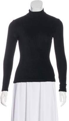 Isaac Mizrahi Long Sleeve Zip Top Black Long Sleeve Zip Top