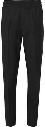 Acne Studios Ryder Wool Trousers - Black