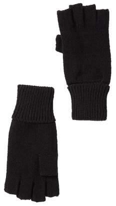 Steve Madden Knit Fingerless Gloves