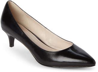 Cole Haan Black Julianna Pointed Toe Pumps
