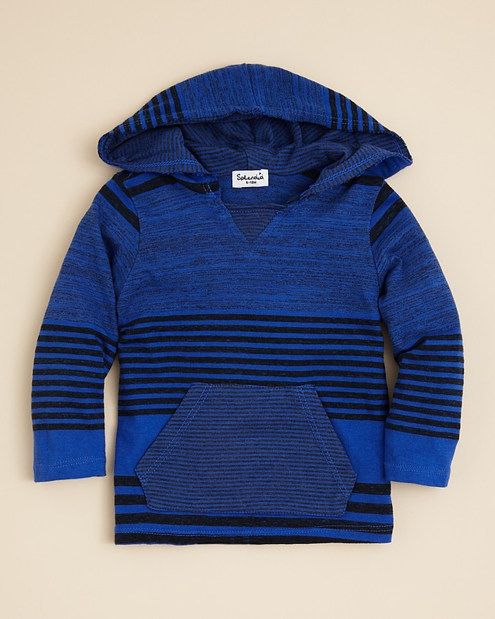 Splendid Littles Toddler Boys' Vintage Stripe Hoodie - Sizes 2T-4T