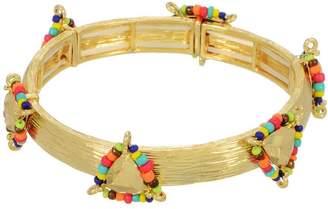 mimis Mimi's Gift Gallery Gold Multi-Color Bracelet