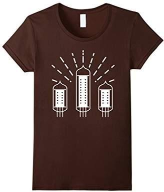 Vacuum Tube Amplifier T-Shirt