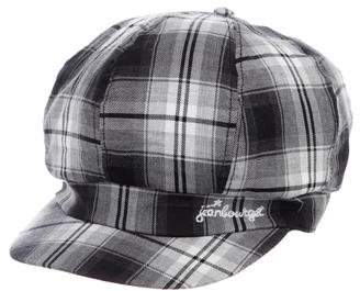 Jean Bourget Kids' Plaid Hat w/ Tags