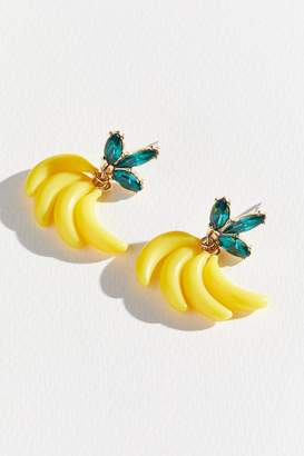 Urban Outfitters Banana Statement Earring