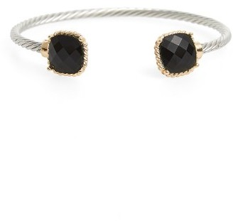 Women's Bp. Thin Cable Stone Cuff $12 thestylecure.com