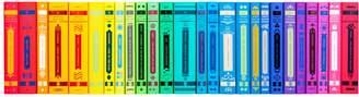 Juniper Books Penguin Dropcaps (Set of 26)