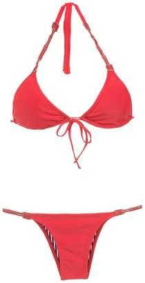Amir Slama embellished bikini set